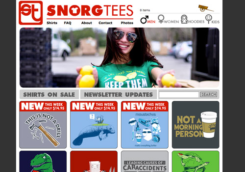 20 Custom T-Shirt Design Websites That Rock