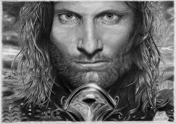 aragorn legolas wallpaper
