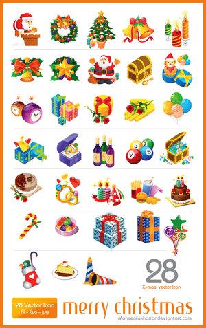 28_christmas_vector