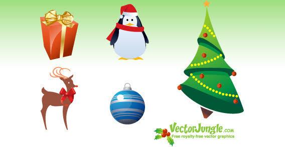 Christmas icon free