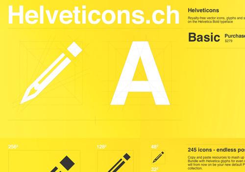 Helveticons
