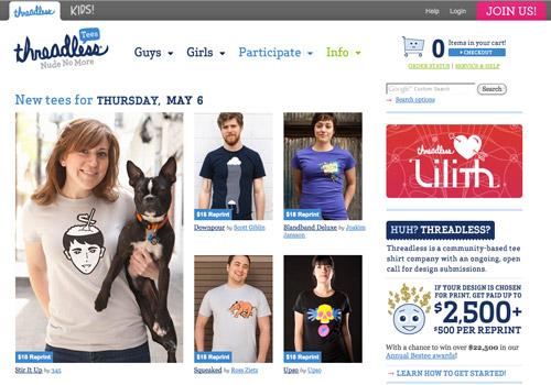 Custom TShirt Design Websites That Rock - T shirt design website template