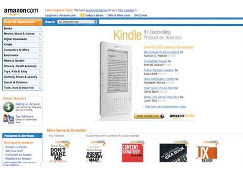 Amazon.com in 2010