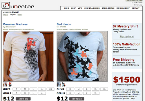 20 custom t shirt design websites that rock