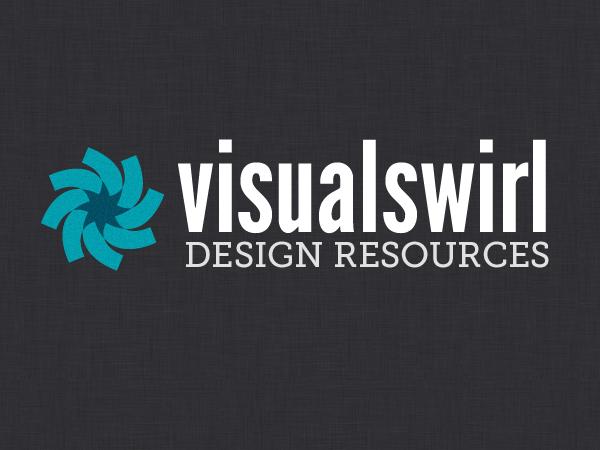 Visual Swirl Logo