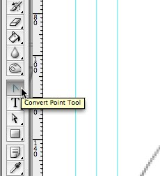 how to delete the unselected area with pen tool