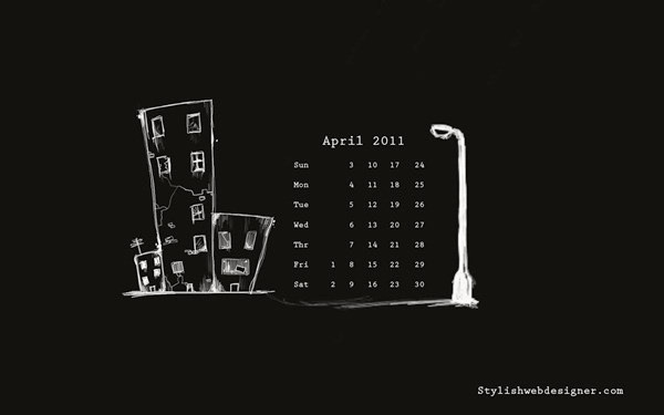 Prehospital Use Of Lasix April 2011 Desktop Wallpaper Calendar 7