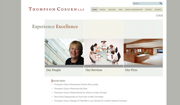 25 of the Best Law Firm Website Designs