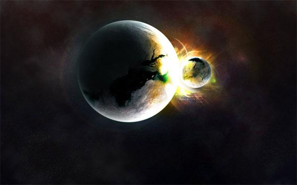 Apocalypse 2012 desktop wallpaper