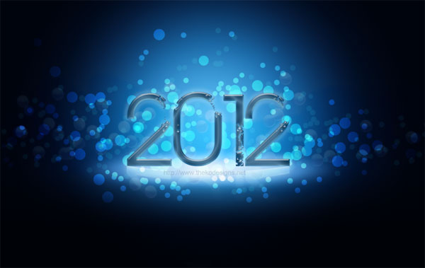 Bokeh 2012 Desktop Wallpaper