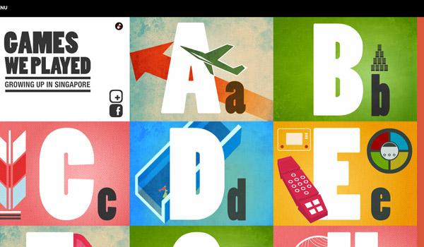 Board Games Website Design