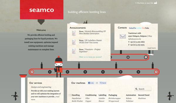 Illustrative Example of Web Design