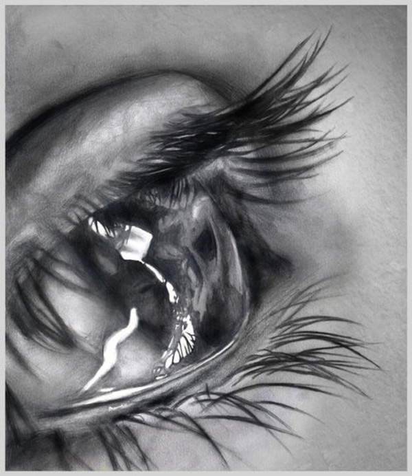 Amazing Drawings: 30 Amazing Realistic Pencil Drawings